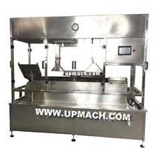 D Type Closed Ampoule Filling Sealing Machine