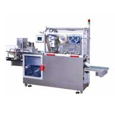 DPB140 Blister Packaging Machine