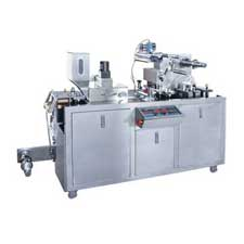 DPB80 Mini Blister Packaging Machine