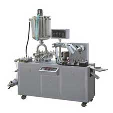 DPB80L Liquid Blister Packaging Machine