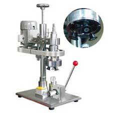 FGA Semi-automatic Capping Machine