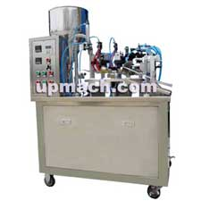 Semi-automatic Soft Tube Filler Sealer