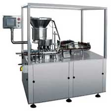 KGL Series Vial Capping Machinev