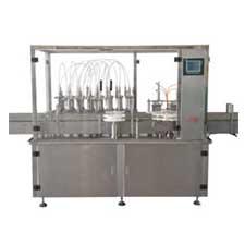 Liquid Filling Capping Machine