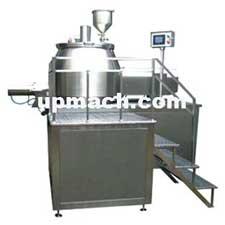 LMZ Series Rapid Mixer Granulator