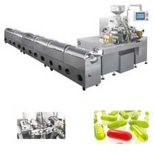 RWJ Automatic Soft Gelatin Encapsulation Machine