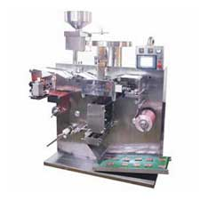 SLB Double Aluminum Strip Packaging Machine