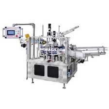 ZHS-50 Semi-automatic Vertical Cartoning Machine