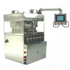 ZPSH55 High Speed Rotary Tablet Press