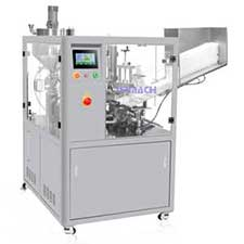 Semi-automatic Metallic Tube Filler Sealer